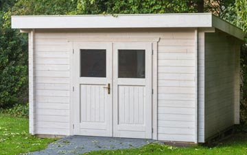 city of edinburgh garden shed costs